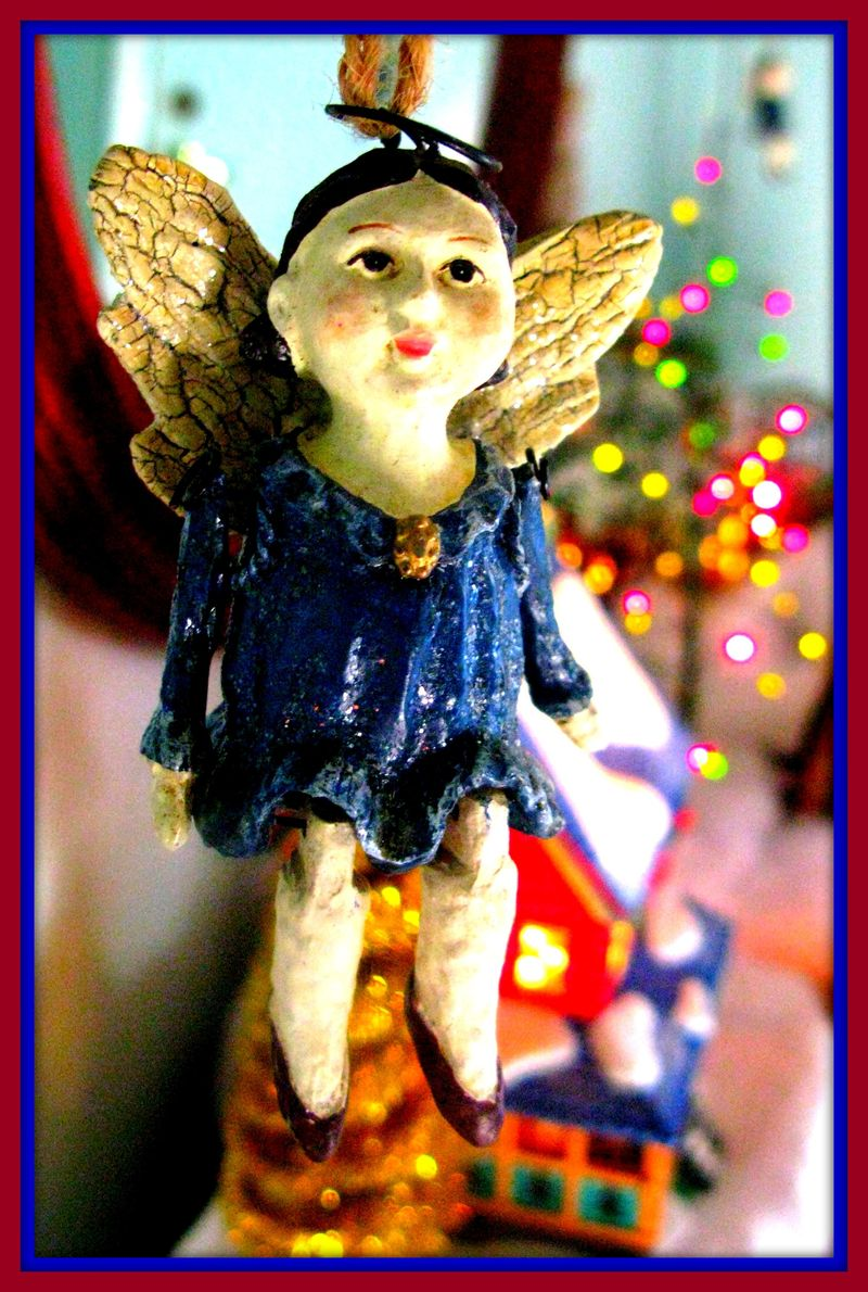 Bright Fairy framed