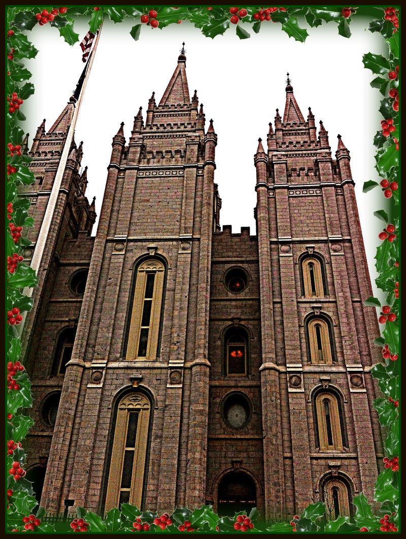 LDS Church christmas